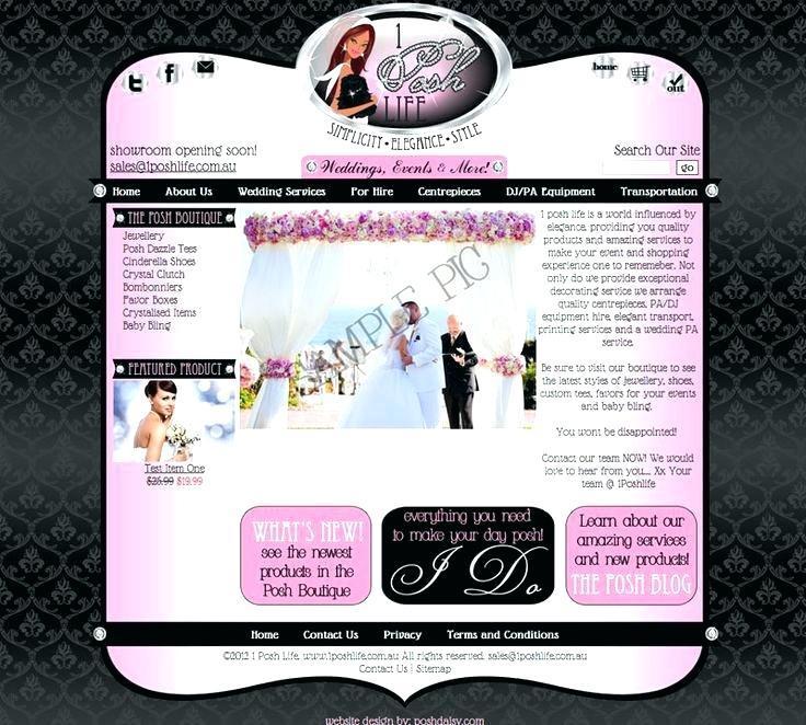 Custom Boutique Web Design Templates