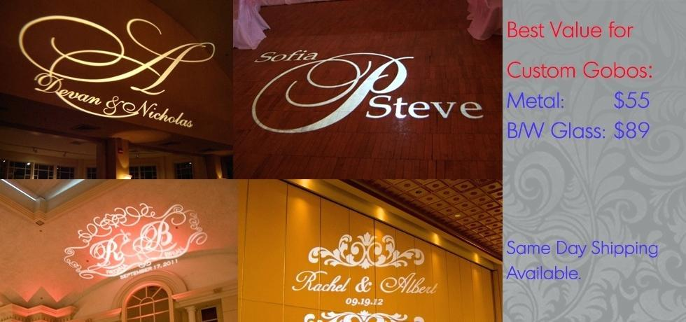 Custom Gobo Templates