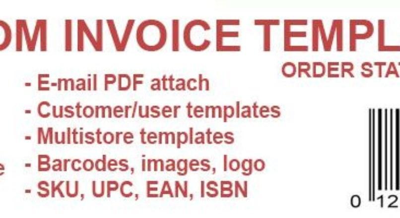Custom Invoice Template .docx