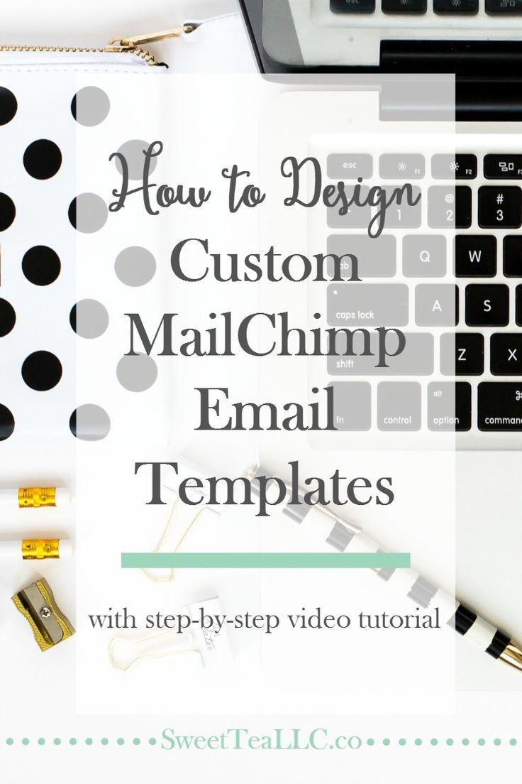 Custom Mailchimp Newsletter Templates