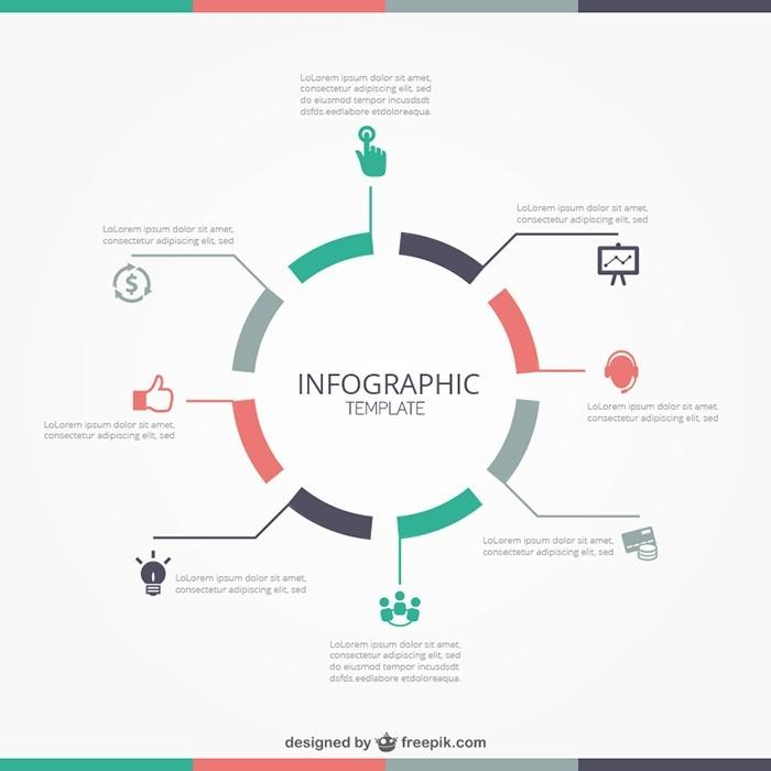 Cv Infographic Template Word