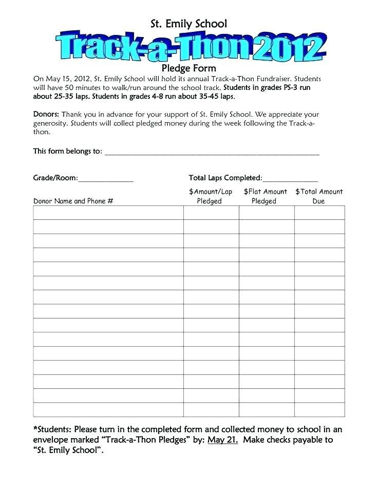 Cv Template For Fundraiser
