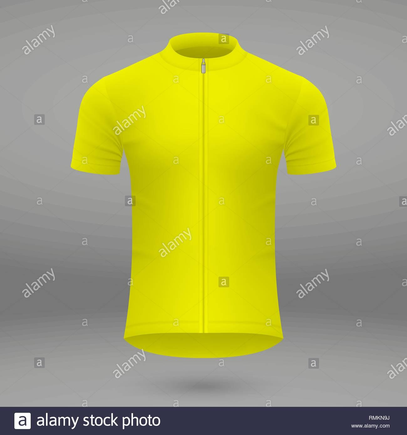 Cycling Shirt Template