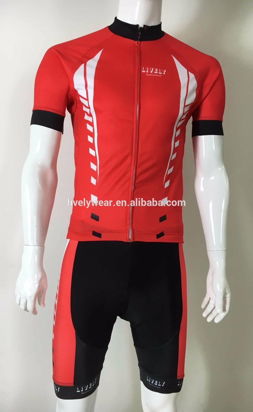 Cycling Wear Template