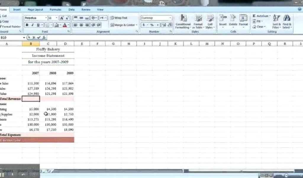 Dashboard Examples Excel 2010