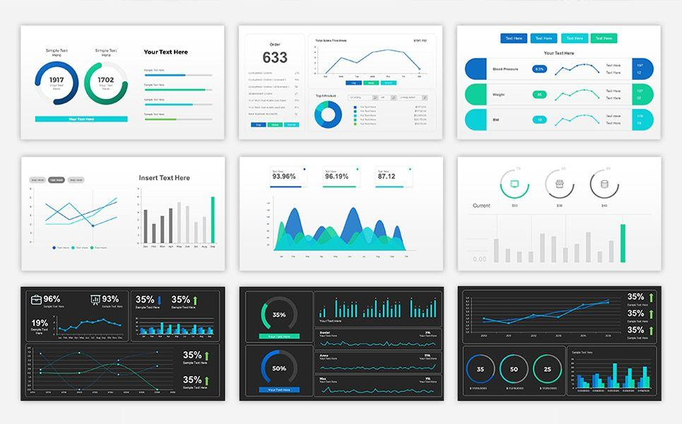 Dashboard Examples Powerpoint