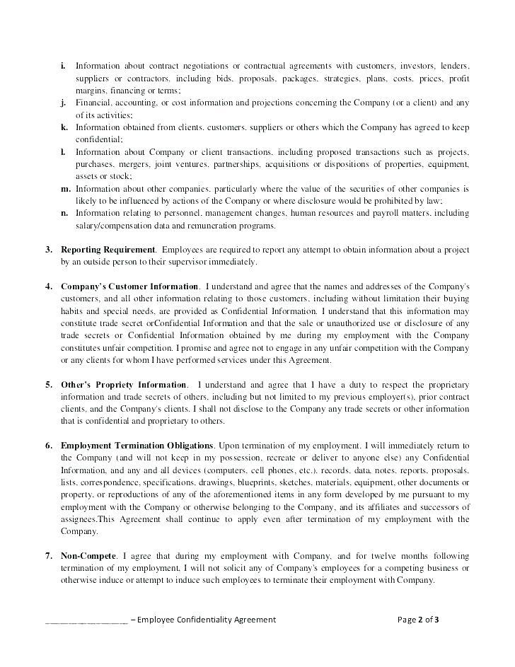 Data Protection And Client Confidentiality Policy Template