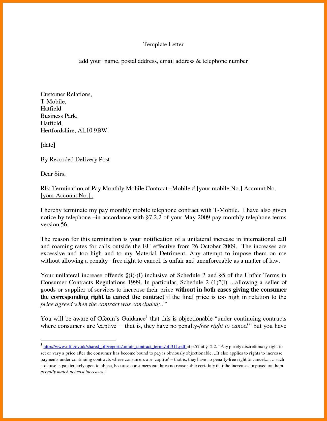 Debtors Letter Of Demand Template