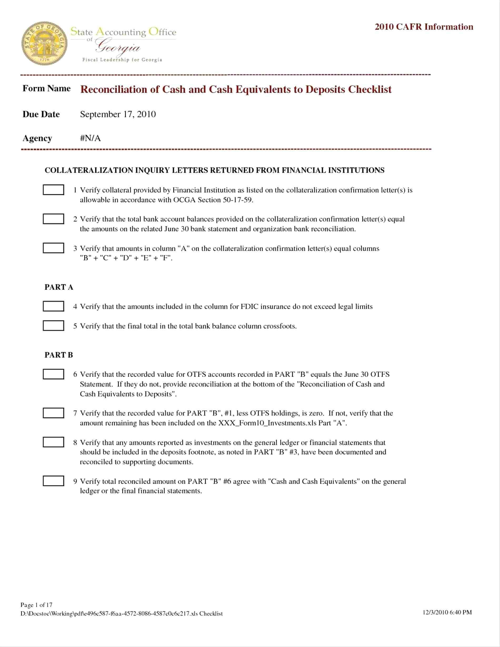 Debtors Letter Template