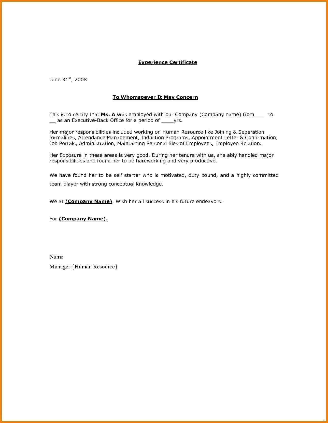 Dental Office Letter Templates
