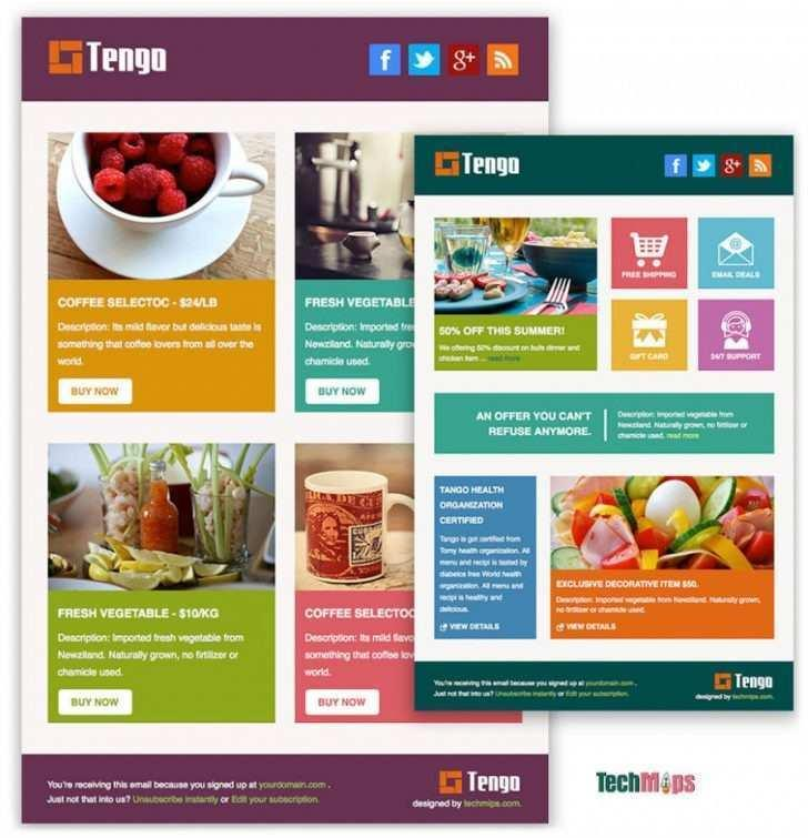 Designing Newsletter Templates