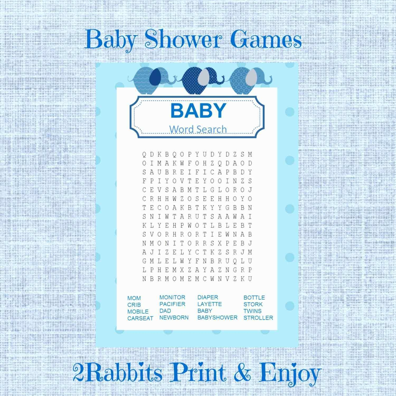 Diaper Shower Printable Invitations
