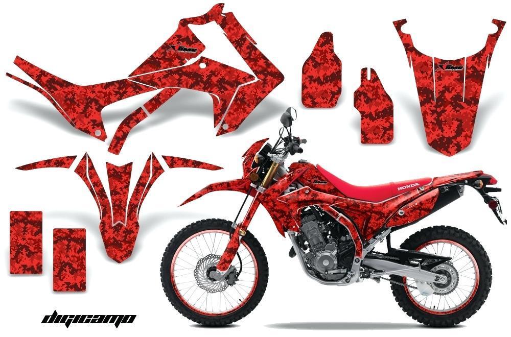 Dirt Bike Graphics Template Download