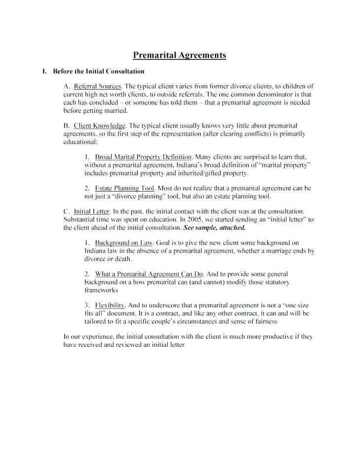 Divorce Agreement Template Australia