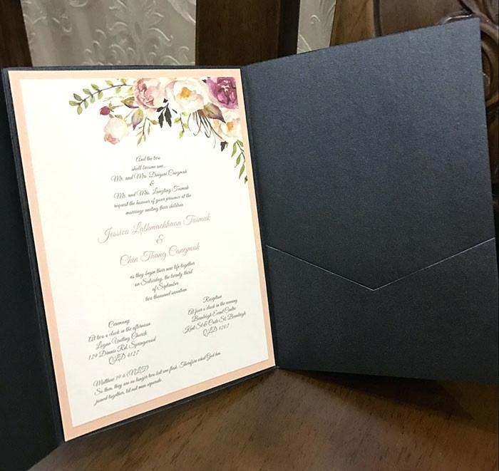 Diy Invitation Envelope Templates