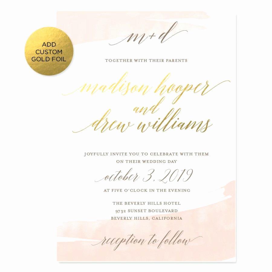 Diy Wedding Invitation Inserts Templates