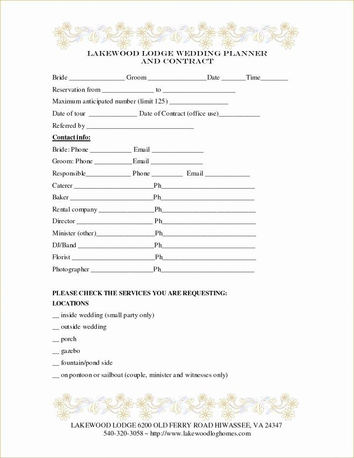 Dj Service Agreement Template