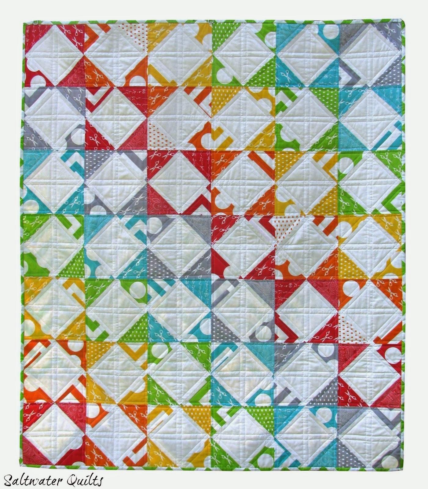 Double Wedding Ring Quilt Crochet Pattern