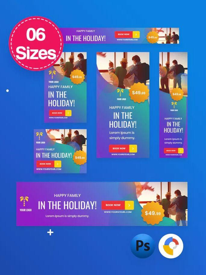 Download Banner Ad Templates