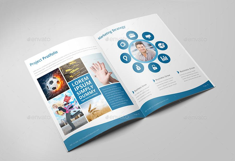 Download Free Indesign Templates Brochure
