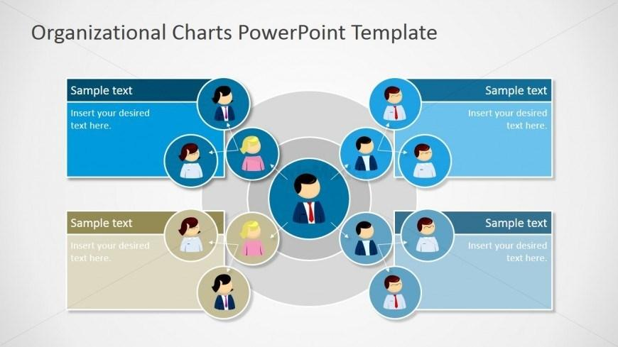 Download Organizational Chart Template Powerpoint