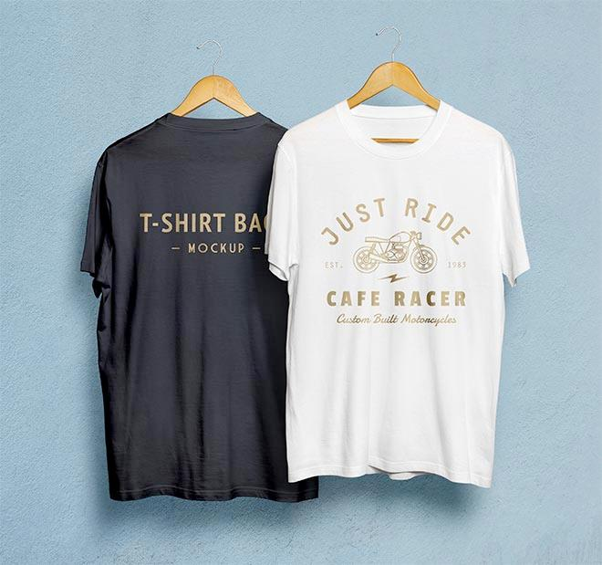Download T Shirt Mockup Templates