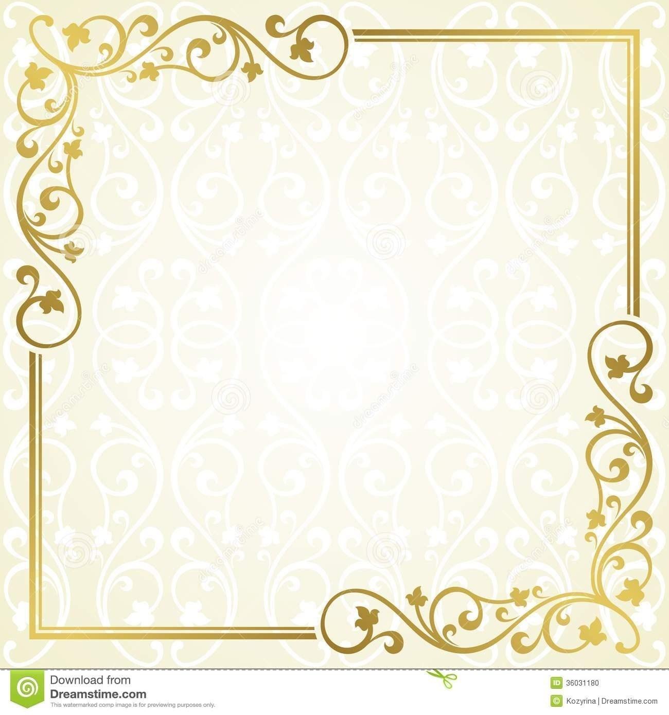 Download Template Invitation Card