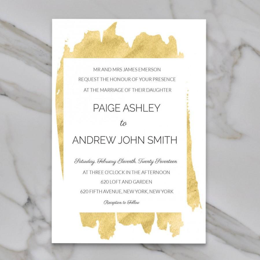 Download Template Invitation Wedding