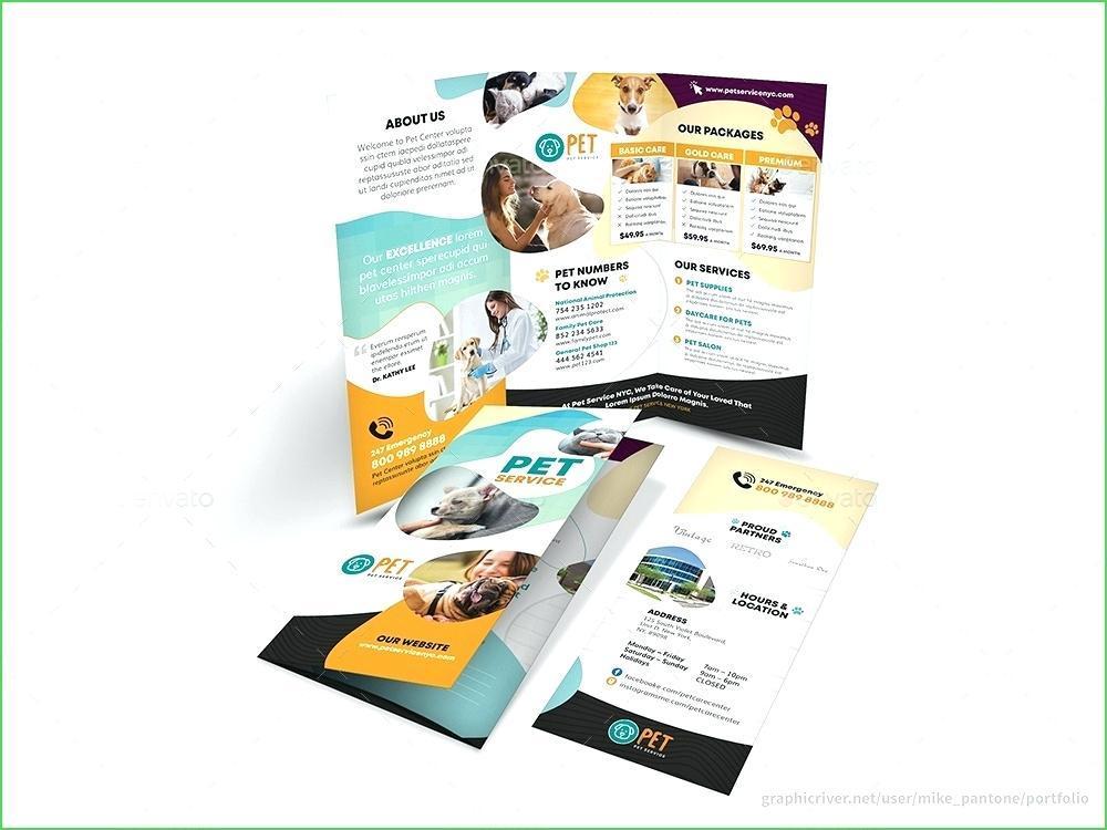 Downloadable Church Brochure Templates