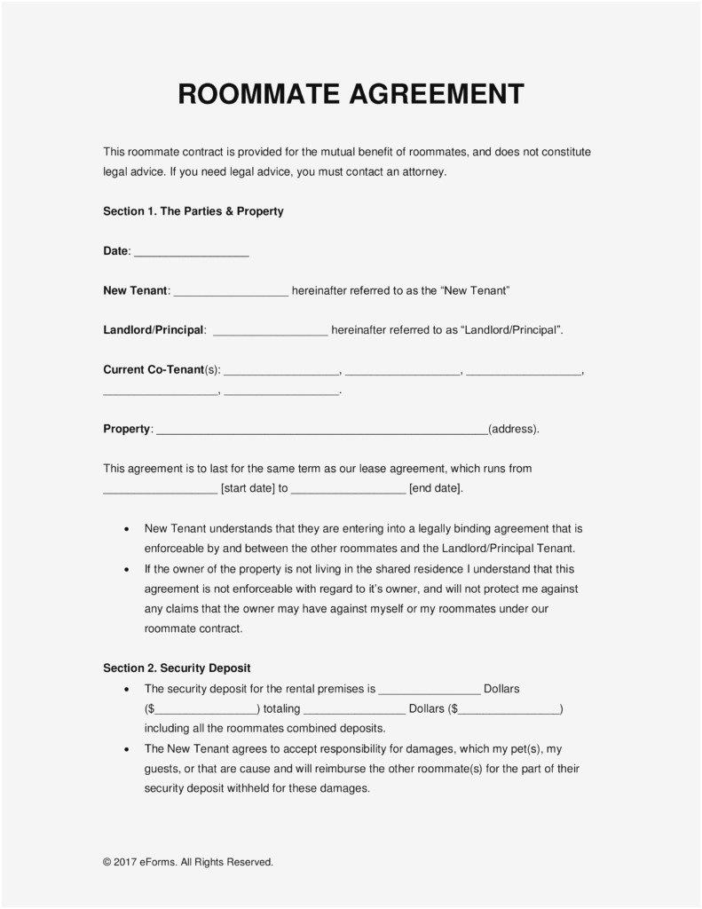 Early Occupancy Agreement Template