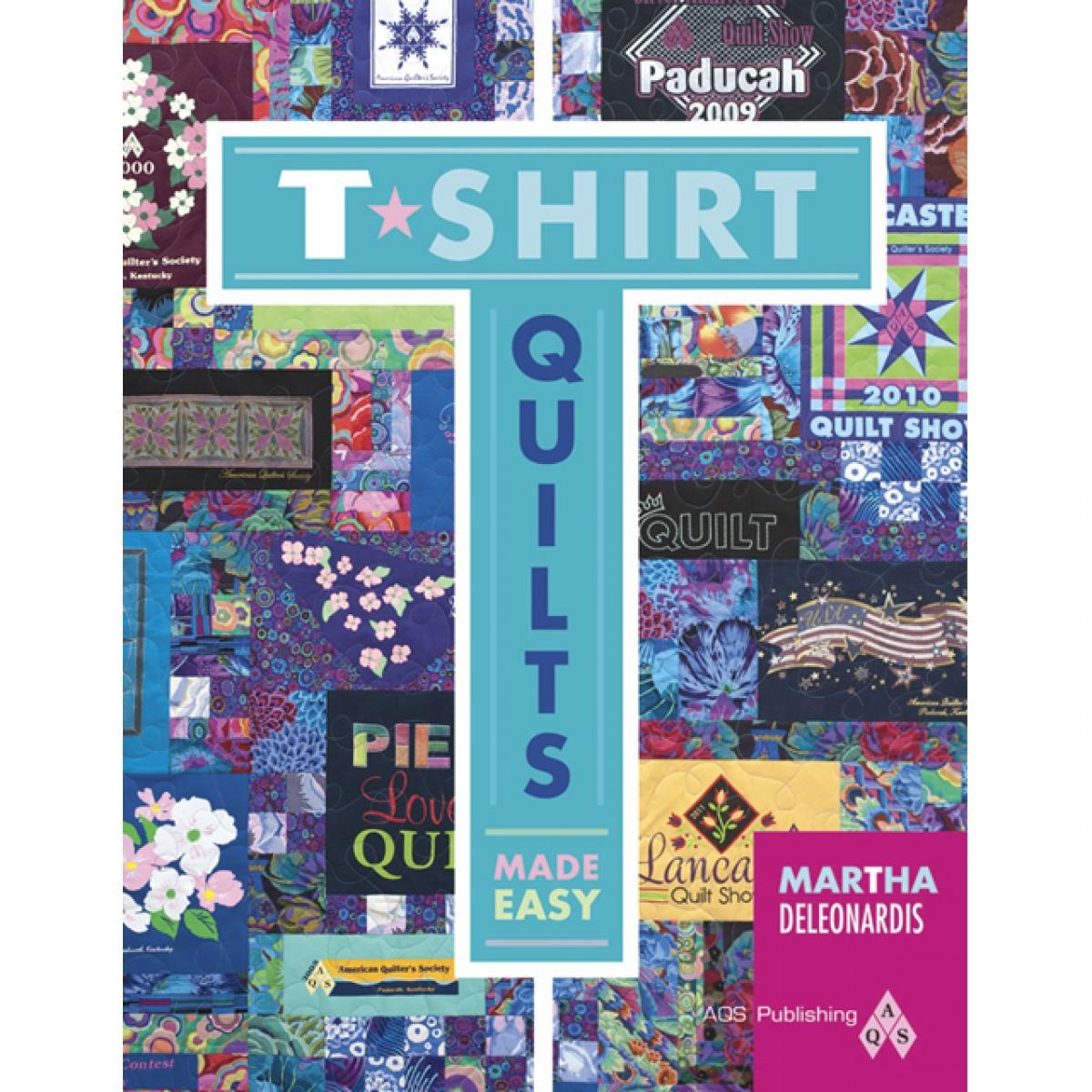 Easy Tee Shirt Quilt Patterns