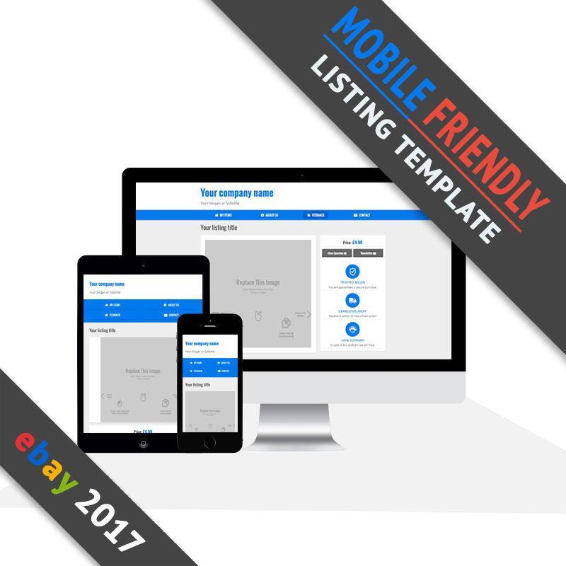 Ebay Listing Template Mobile