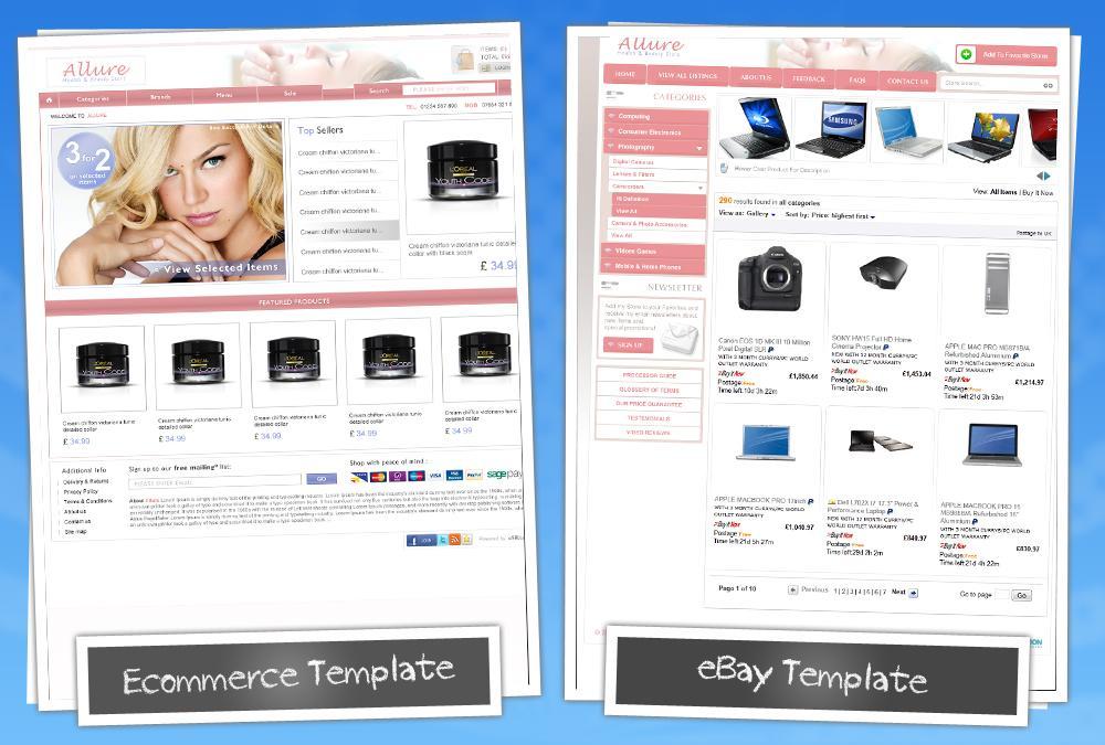 Ebay Store Listing Templates Free