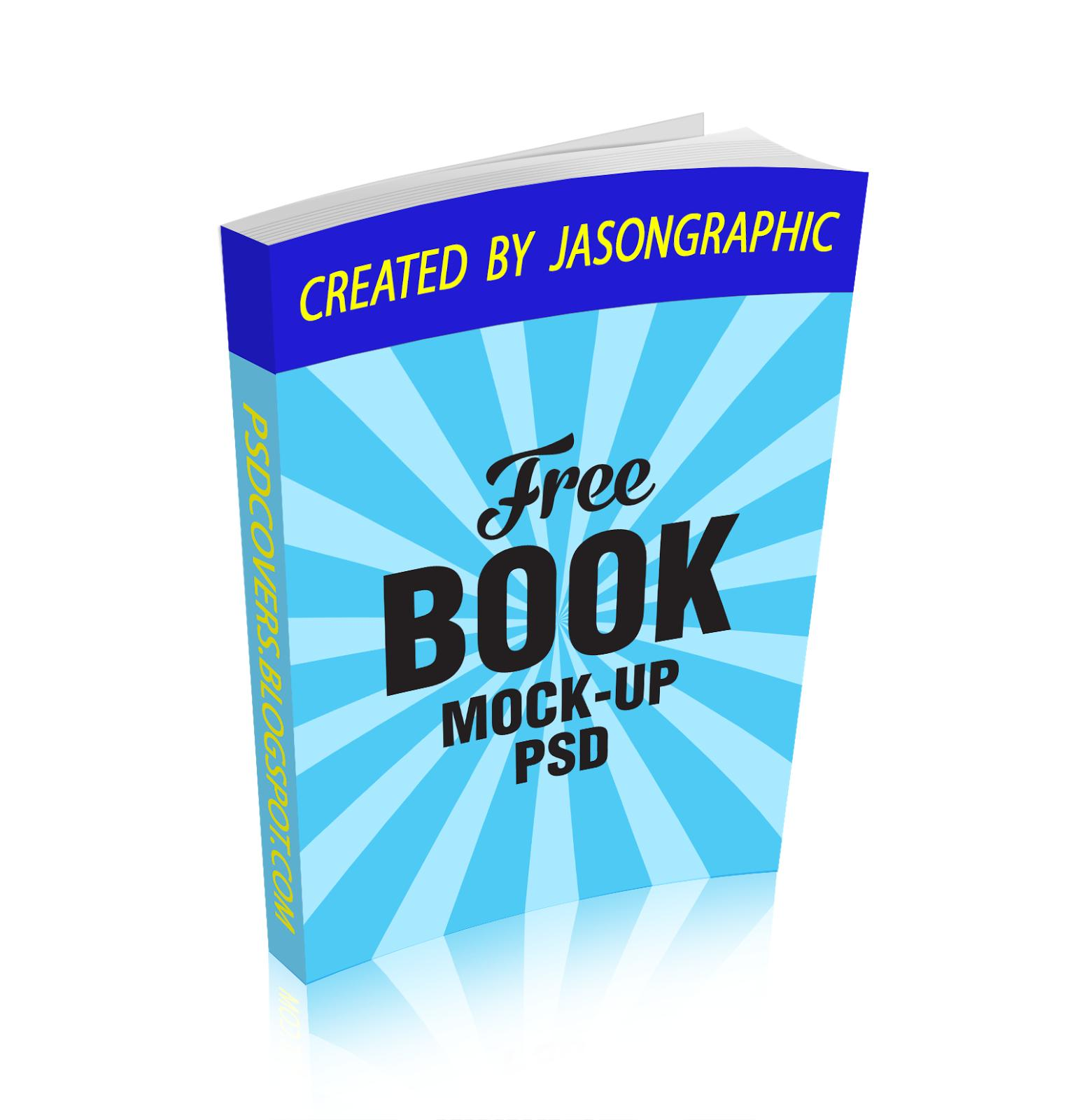 Ebook Cover Free Psd