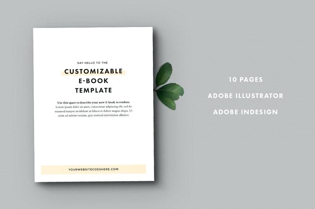 Ebook Cover Powerpoint Template