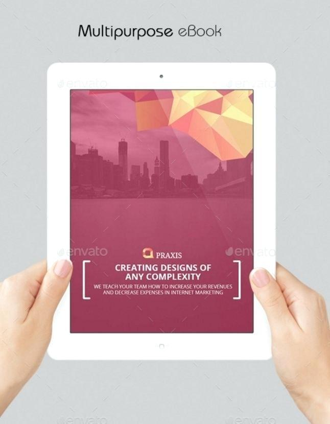 Ebook Template Indesign Free