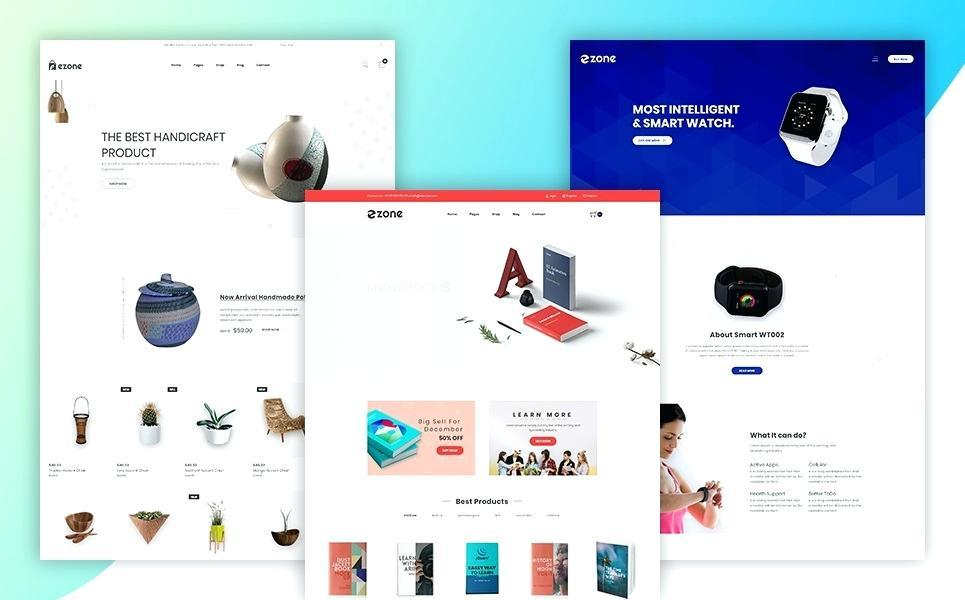 Ecommerce Template Bootstrap Themeforest