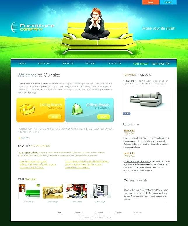 Ecommerce Website Templates Dreamweaver Free Download