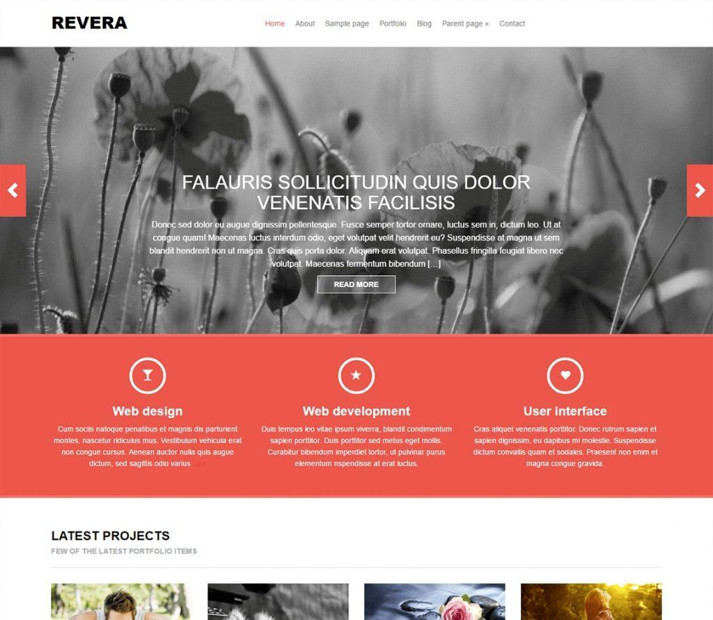 Ecommerce Website Templates WordPress Free Download