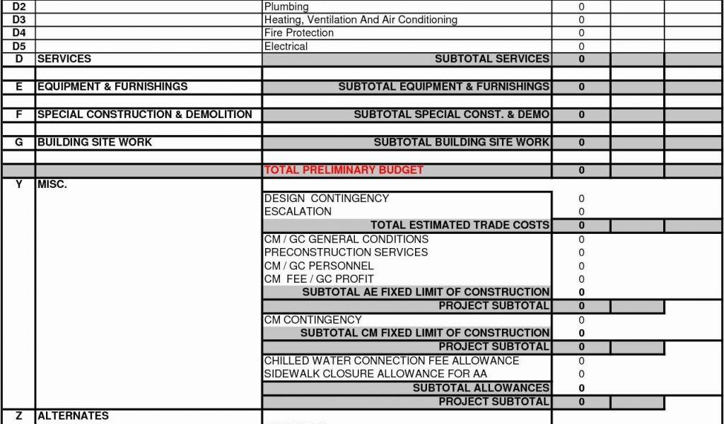 Electrical Service Invoice Template