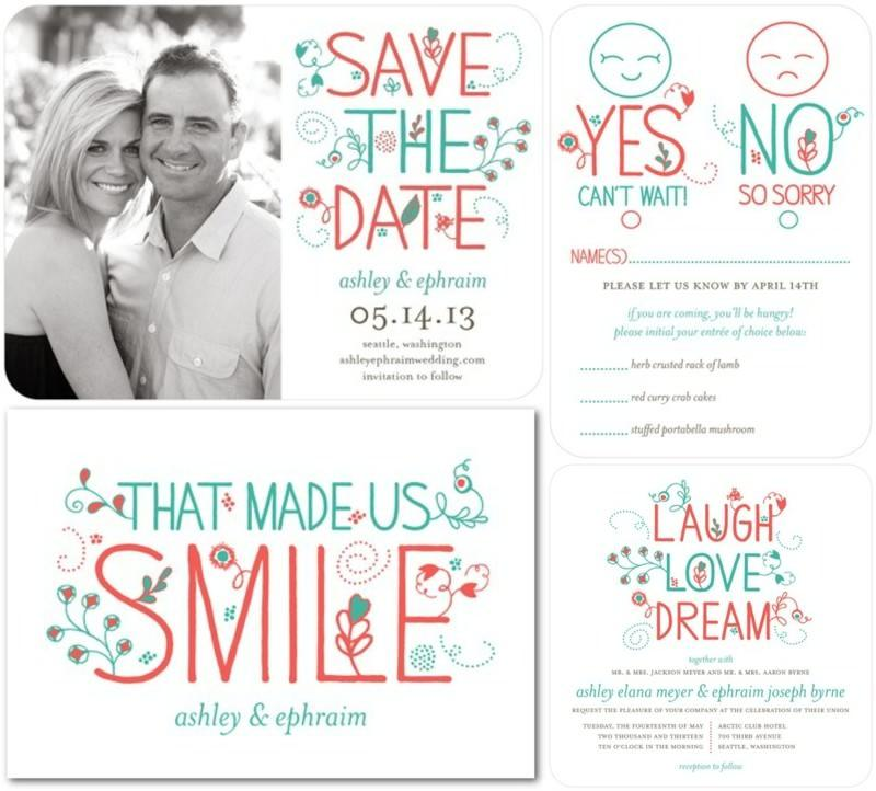 Electronic Invitation Designs
