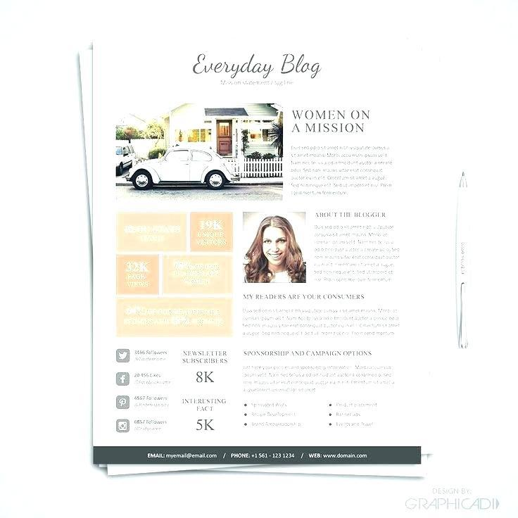 Electronic Press Kit Template Download