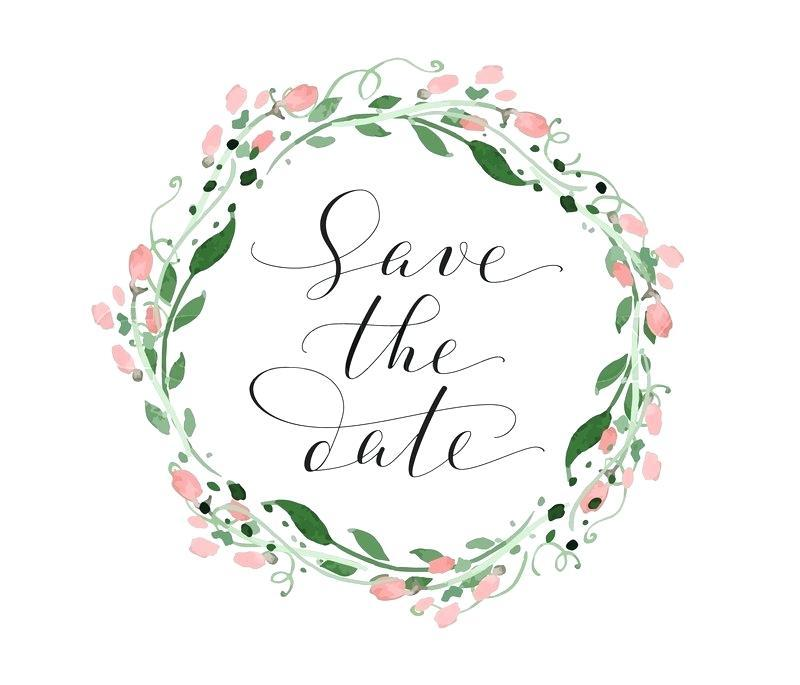 Electronic Save The Date Templates Free