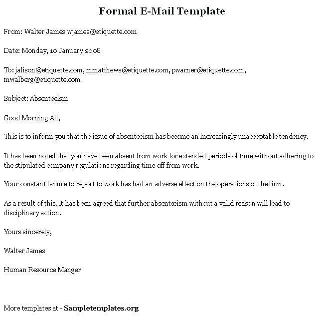 Email Etiquette Ppt Templates