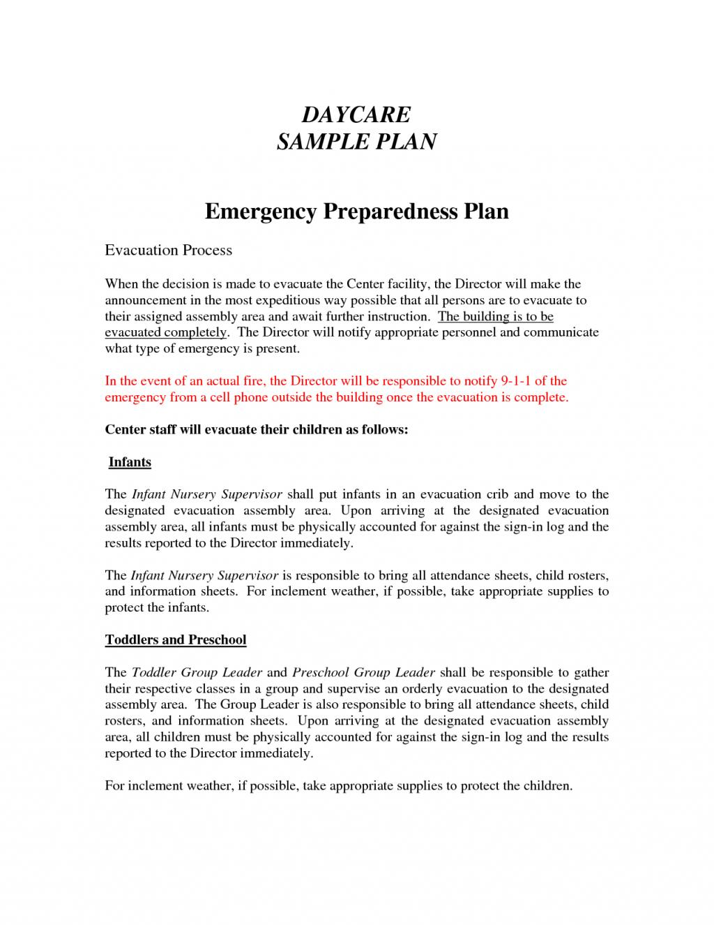 Emergency Evacuation Roster Template