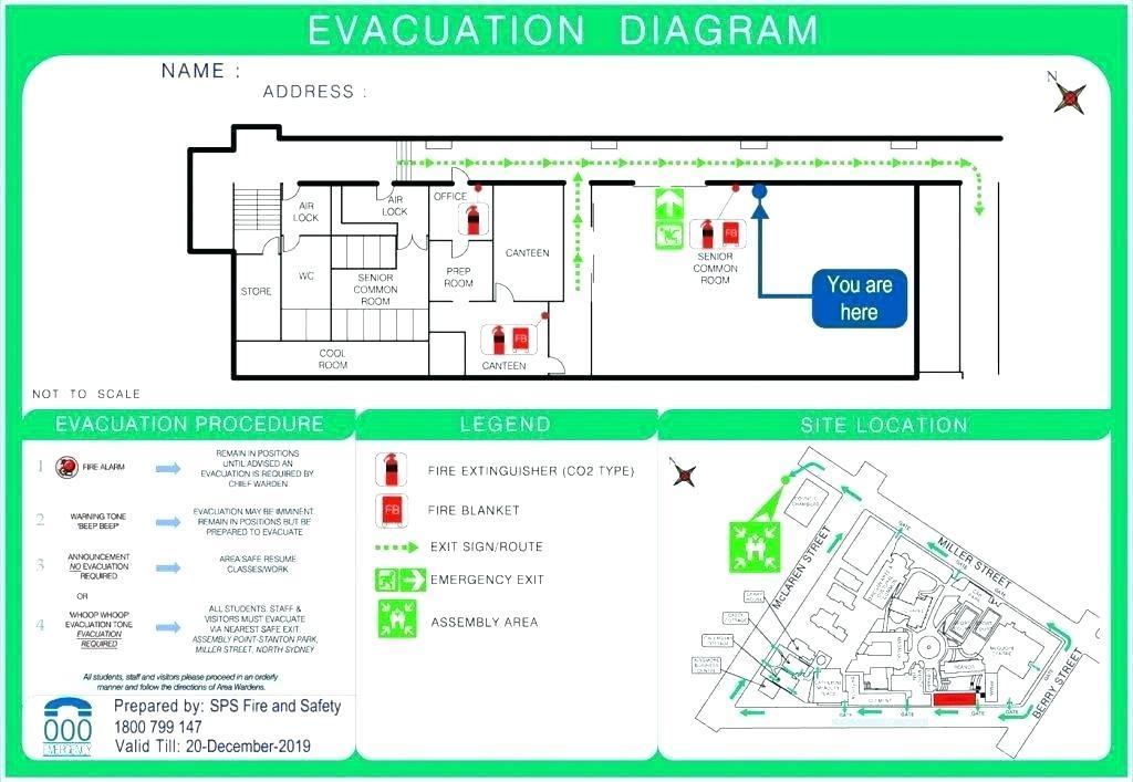 Emergency Evacuation Template Nz