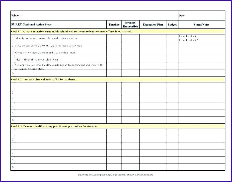 Employee Attendance Register Template