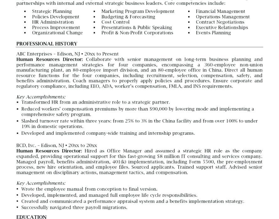 Employee Handbook California 2018 Template