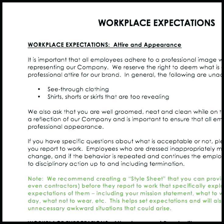 Employee Handbook Sample For Construction Company
