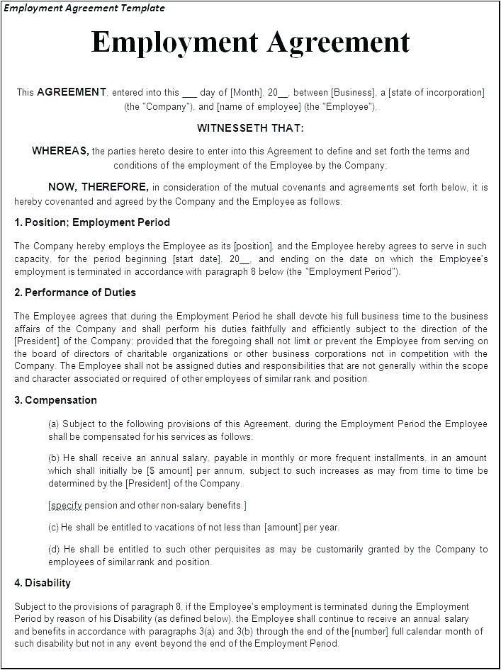 Employee Handbook Template Ontario